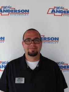 Aaron Lesinski