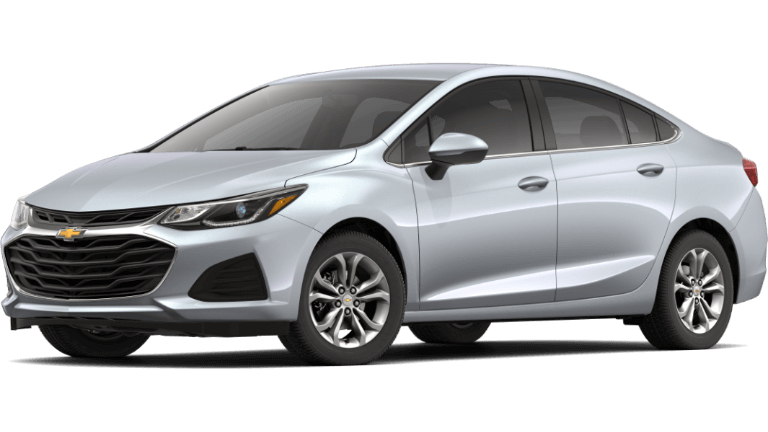2019 Chevy Cruze LT in Silver