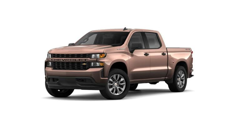 2019 Chevy Silverado 4WD Crew Cab Short Bed Custom