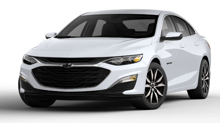 2020 Chevy Malibu RS in White