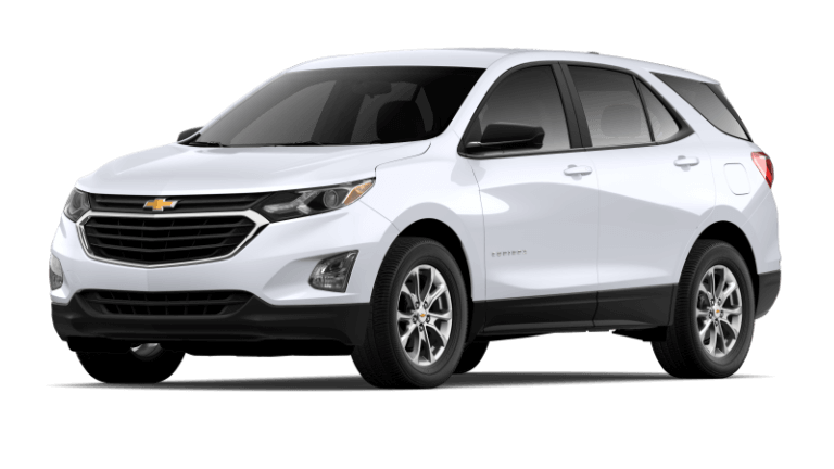 2020 Chevy Equinox L Summit White
