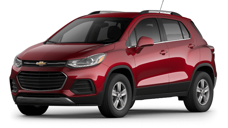 2020 Chevy Trax LT in Cajun Red