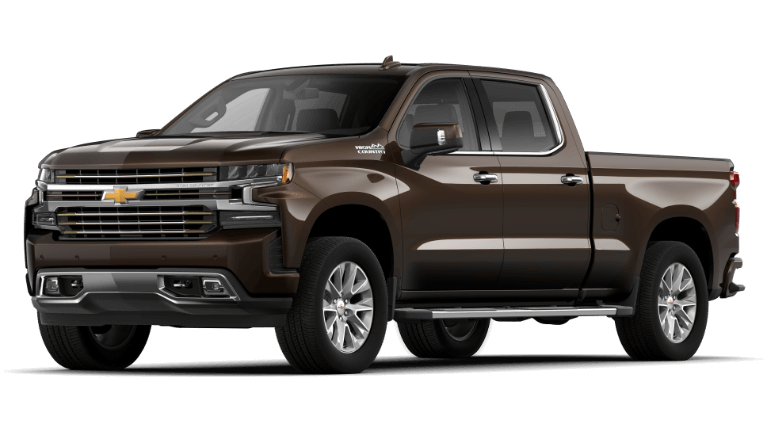 2020 Chevy Silverado1500 HighCountry in Havana Brown