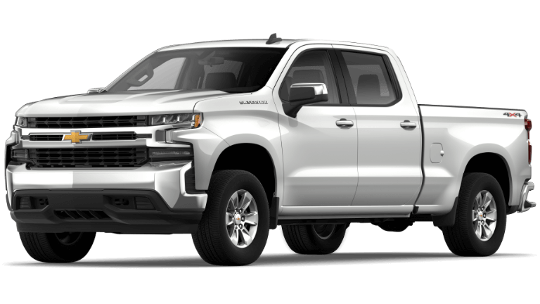2020 Chevy Silverado1500 LT in IridescentPearl
