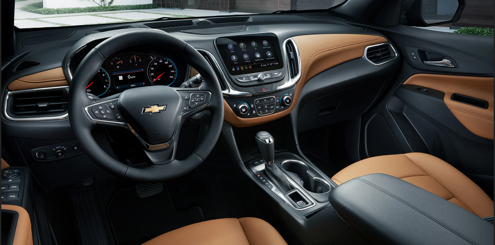 The 2020 Chevrolet Equinox Is Your Go To Tech Savvy Suv In Chicago