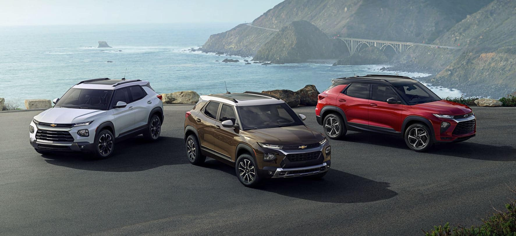 2021 Chevy Trailblazer lineup available now at Mike Anderson Chevrolet of Chicago