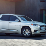 used Chevy Traverse for sale