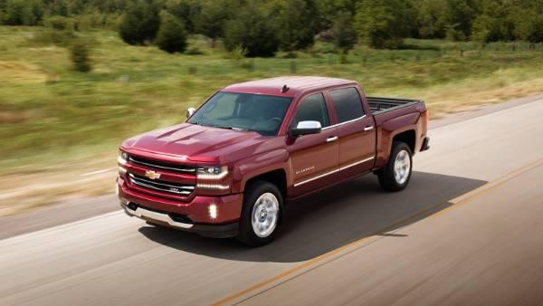 New Chevy Inventory in Portage
