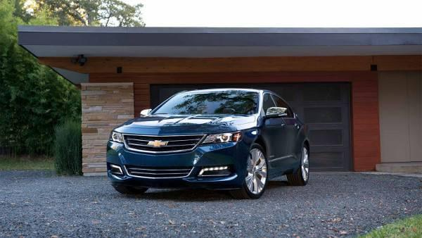 New Chevy Inventory