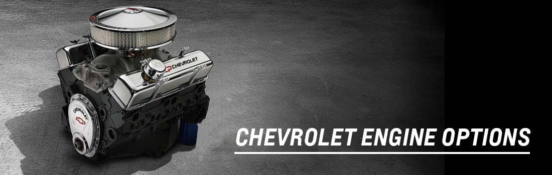 Chevrolet Engine Options Merrillville