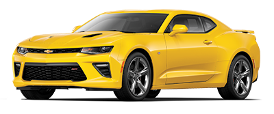 2017 Chevy Coupe 2SS