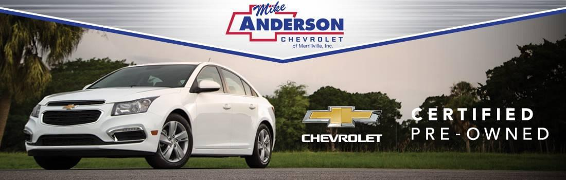 Chevy Certified Pre-Owned