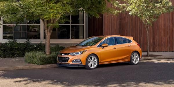 2017 Chevrolet Cruze HB - Mike Anderson