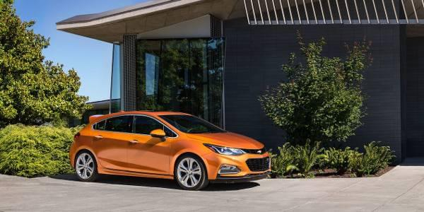 2017 Chevrolet Cruze - Mike Anderson