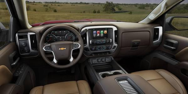 2017 Chevy Silverado Mobile Office - Mike Anderson