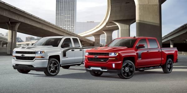 Chevrolet SIlverado Performance Merrillville, IN