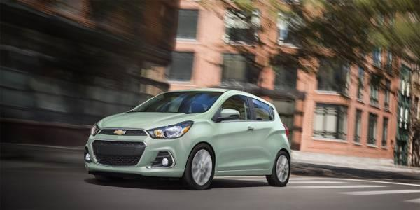 2017 Chevrolet Spark- Mike Anderson