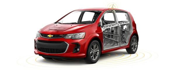 2017 Chevrolet Sonic Safety