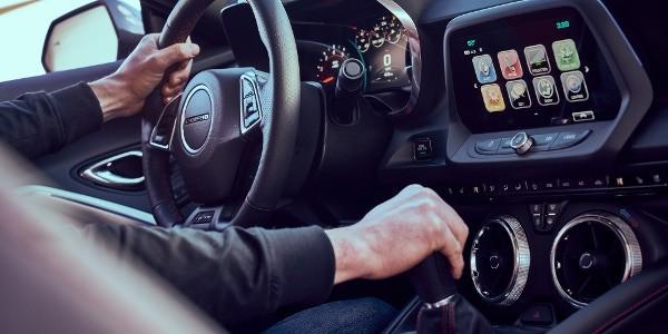 2018 Chevy Camaro