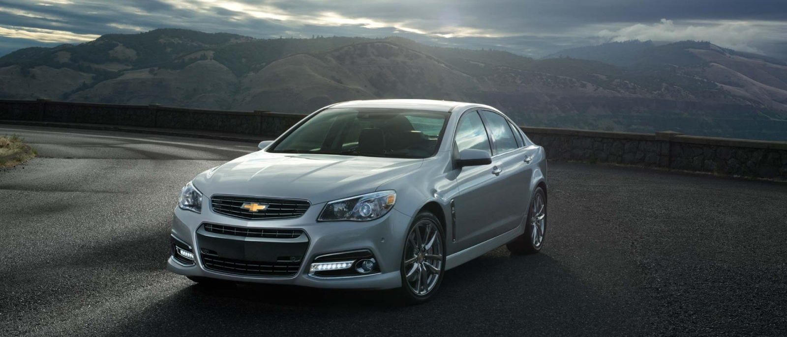 2014 Chevy SS Exterior Front Image