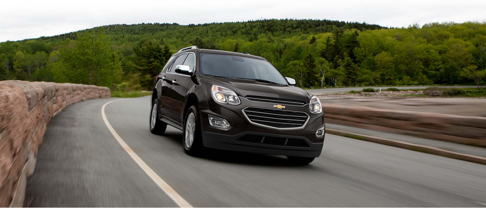 2016 Chevy Equinox in black