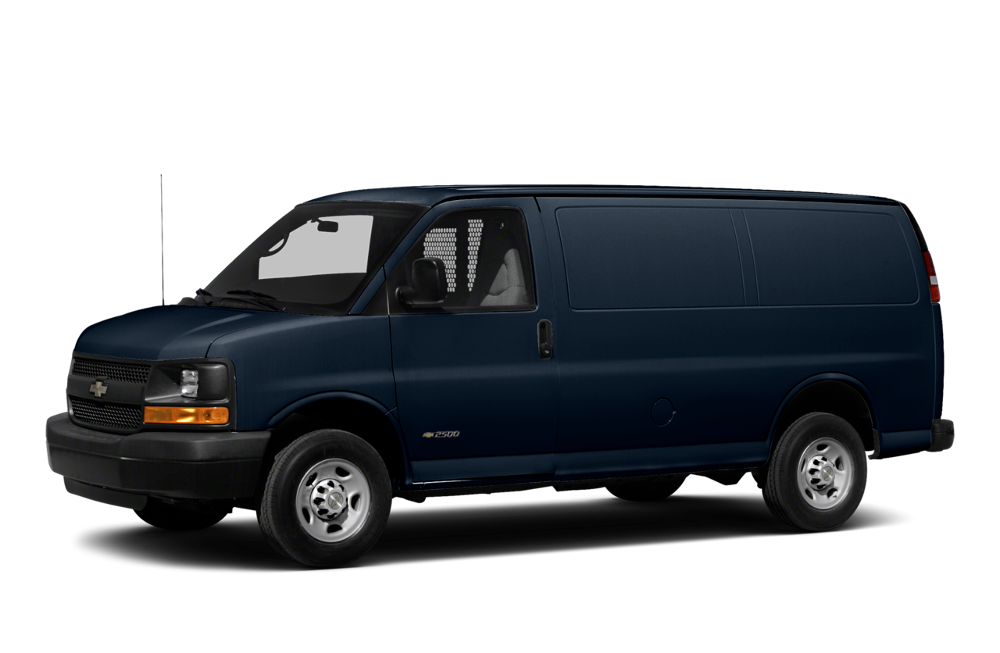 2014 chevy express 1500