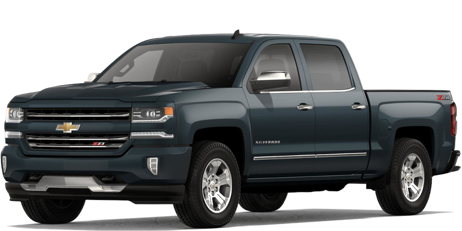 2018-chevy-silverado-on-white