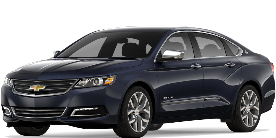 2018 Chevrolet Impala Review In Gary, IN | Mike Anderson ...