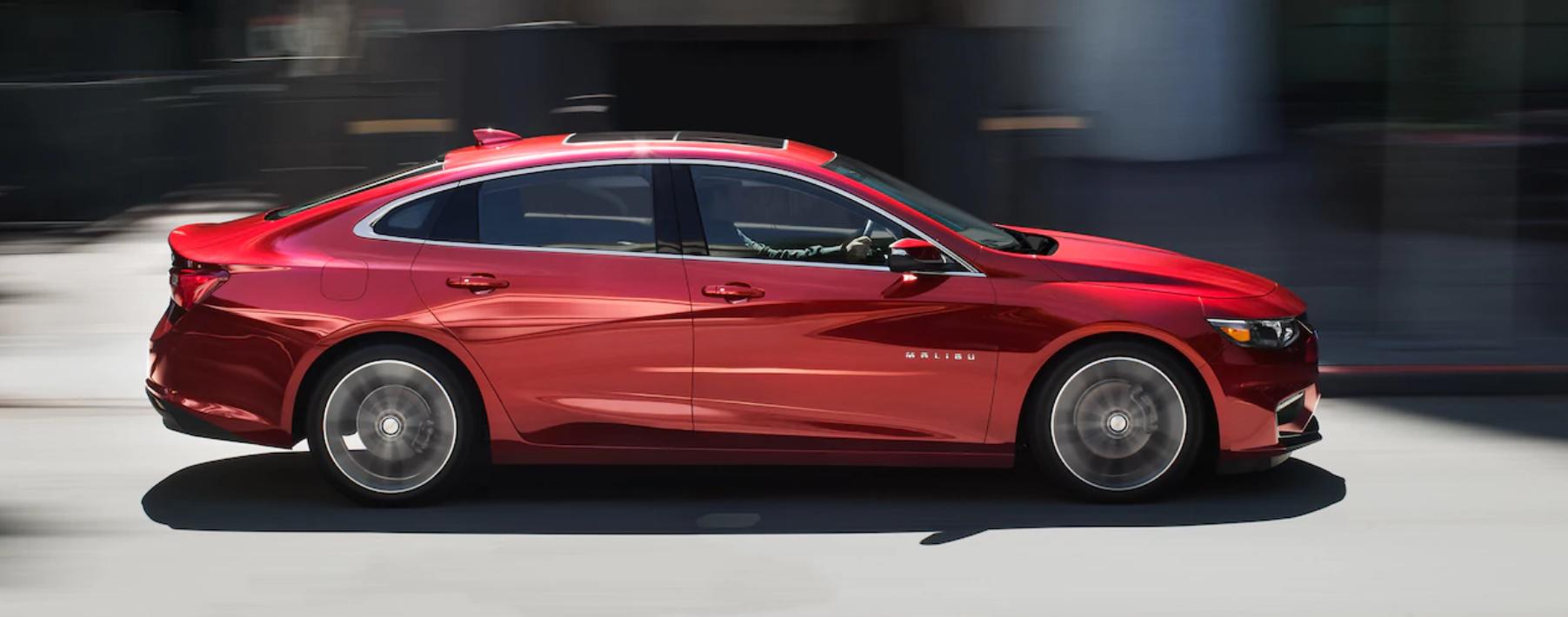 2017 Chevrolet Impala Safety