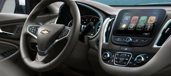 Chevrolet Malibu Control Panel