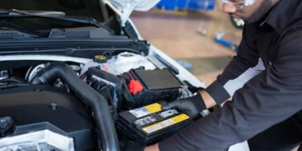 Chevy Battery Service