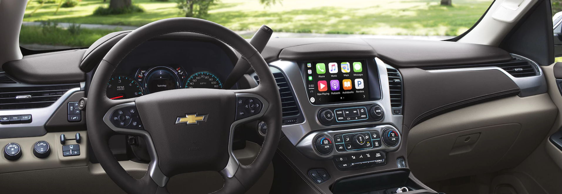 2017 Chevrolet Tahoe Tech