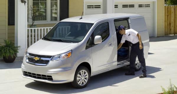 2017 Chevrolet City Express