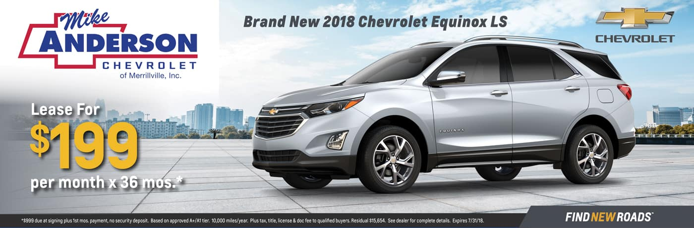 2018 Chevy Equinox LS