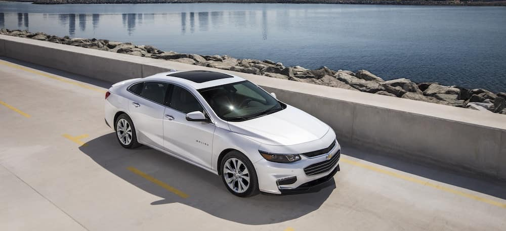 Test Drive Your Favorite Malibu Trim at Mike Anderson Chevrolet of Merrillville, IN