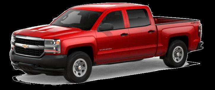2018 Chevrolet Silverado 1500 Trims Wt Vs Ls Vs Custom Vs Lt Vs Ltz