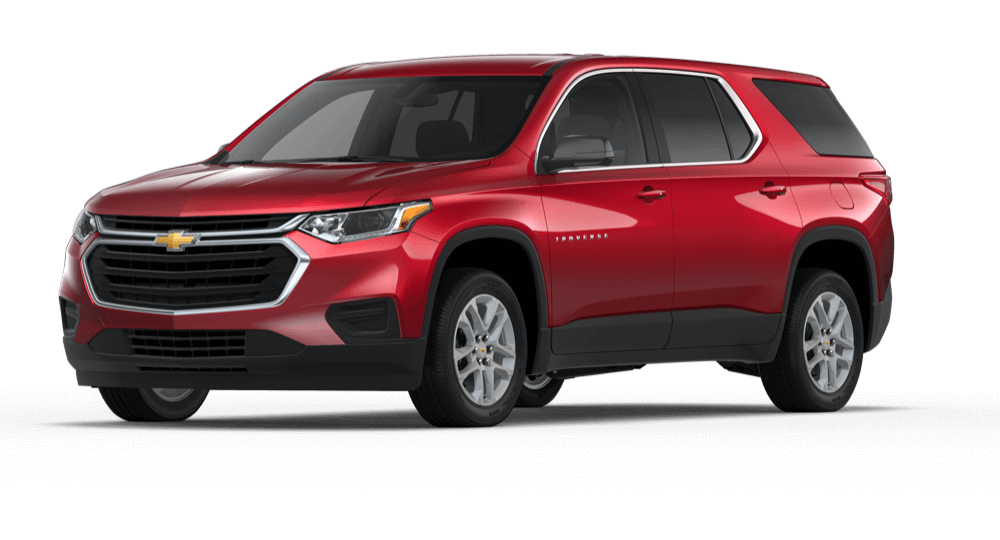 Mike Anderson Chevrolet >> 2020 Chevy Traverse Trim Levels (What Are the Differences?)