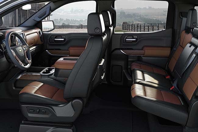 Silverado 1500 Interior