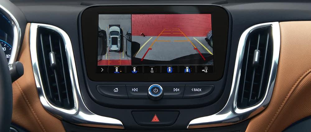 2019 Chevrolet Equinox infotainment center