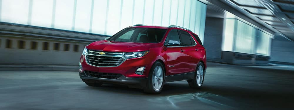 2019 Chevy Equinox: Engine Options, Sizes & Specs | Mike Anderson