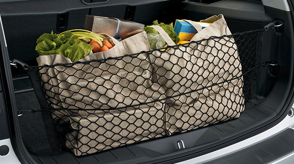 2019 Chevy Equinox Cargo Package