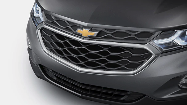 2019 Chevy Equinox Chrome Package