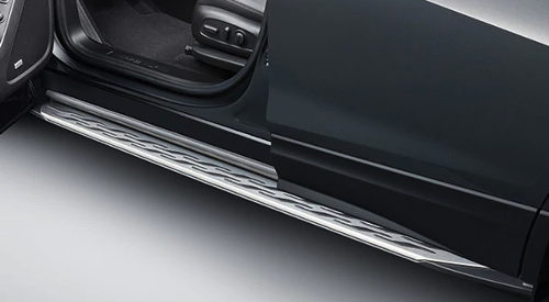 2019 Chevrolet Equinox molded assist step