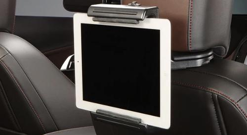 2019 Chevrolet Equinox tablet holder
