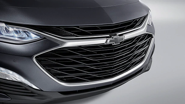 Chevrolet Malibu Front Grille