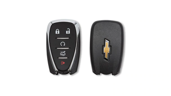 Chevrolet Malibu Remote Start Key Fob