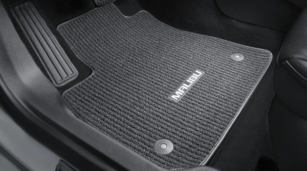 Chevrolet Malibu carpeted floor mat