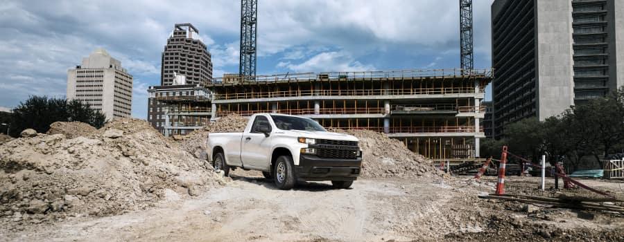 2019 Chevy Silverado work truck