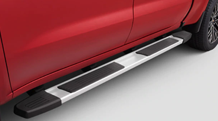2019 Chevy Silverado side step