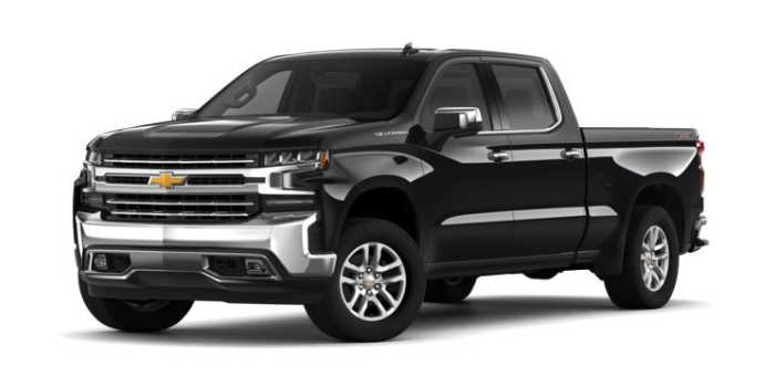 What Are the 2020 Chevy Silverado Trim Levels?